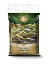 THOMASAN® Bio Aussaat- & Anzuchterde 10 L