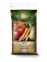 THOMASAN® Bio Tomaten- & Gemüseerde torffrei 20 L