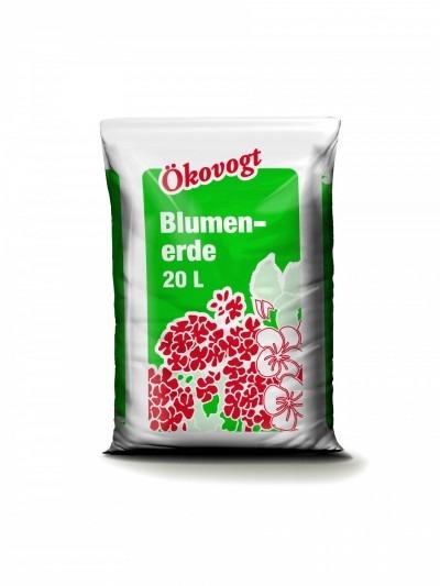 Ökovogt ® Blumenerde 20 L
