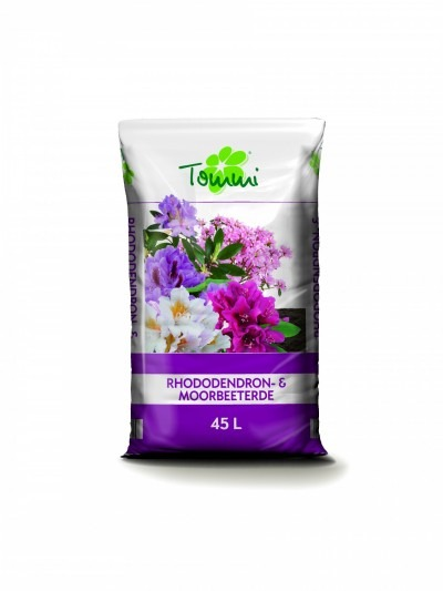 Tommi ® Rhododendron- & Moorbeeterde 45 L