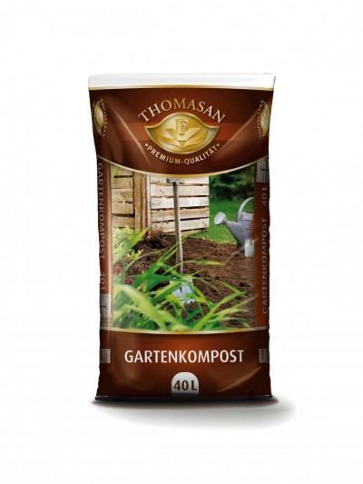 THOMASAN® Gartenkompost 40 L