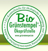 Bio Grünstempel