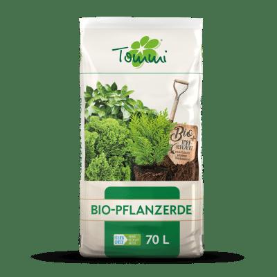 Tommi Bio-Pflanzerde 70 L